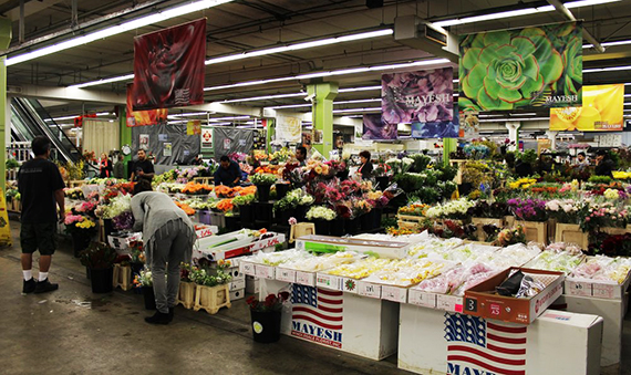 Jose Huizar wants the SoCal Flower Market redeveloped