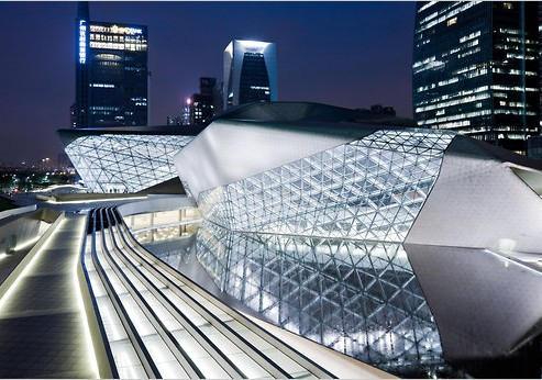 Guangzhou Opera House | China