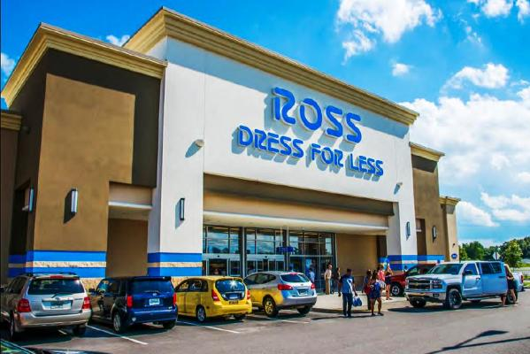 The Ross Dress For Less store at The Crosslands in Kissimmee