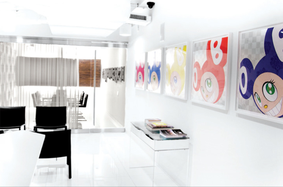 real estate and art wendy maitland buzz kelly artist office