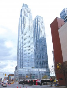 Silverstein Properties' Silver Towers rental complex, where Citi Habitats was the exclusive leasing agent