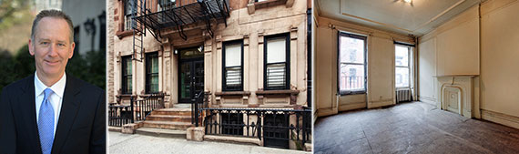 From left: Fred Williams and 225 East 81st Street