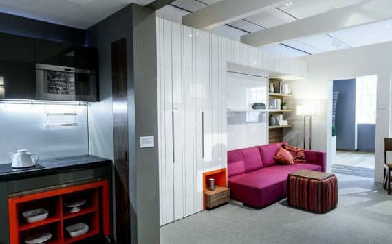 A 325-square-foot apartment in the Museum of the City of New York