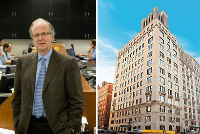 From left: John Read Taylor and 2 East 88th Street