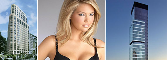 10 Madison Square West, Kate Upton, and One Madison Park