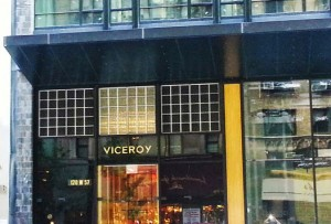 An exterior shot of the Viceroy at 120 West 57th Street