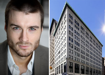 Mashable founder Pete Cashmore and 304 Park Avenue South