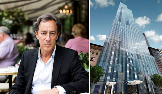 Michael Kimmelman and One57