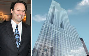 Extell's Gary Barnett and One57
