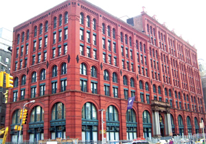 The Puck Building, where Jared and Ivanka are planning to live.