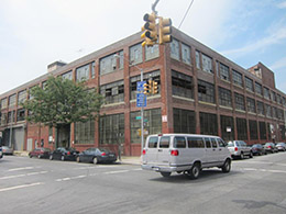 AP&G facility at 170 53rd Street in Brooklyn