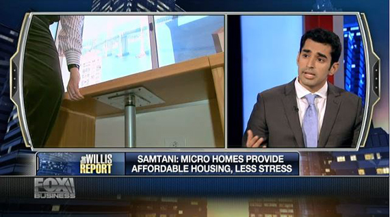 The Real Deal's Hiten Samtani on Fox Business