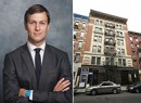 From left: Jared Kushner and 170 East 2nd Street