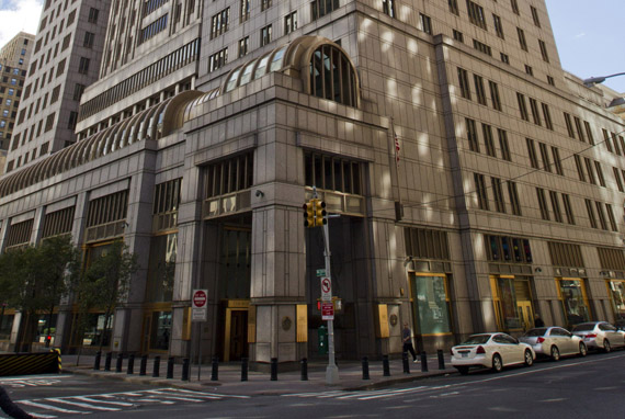 The IRS' downtown office at 290 Broadway is an ancient burial ground