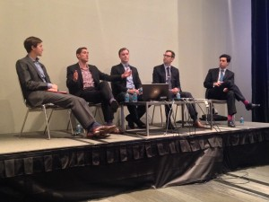 """ULI's """"Disruptive Technology: Reshaping Commercial Real Estate"""" panel"""