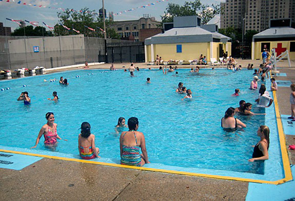 Thomas Greene Park and Double D Pool