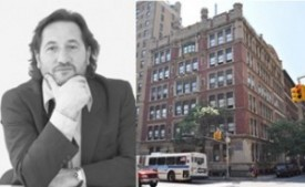 Cary Tamarkin and 555 West End Avenue