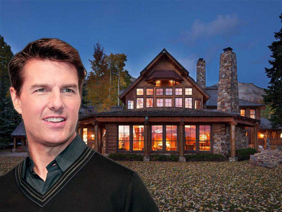 Tom Cruise and his Colo. estate