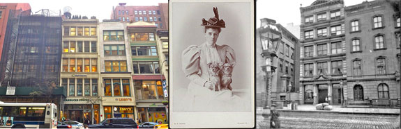 14 West 23rd Street and Edith Wharton