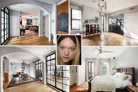 Gemma Ward and and 232 E. 6th Street