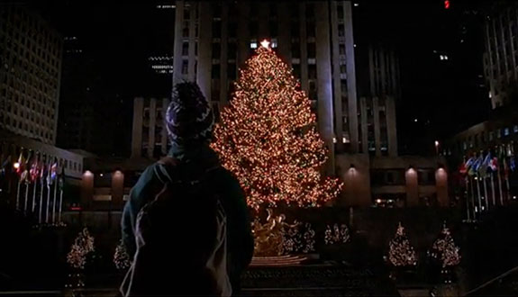 """One of the New York City locations on """"Home Alone 2"""""""