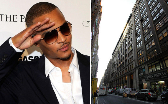 T.I. and 231 East 39th Street