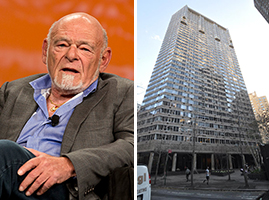 Sam Zell and 420 East 54th Street in Sutton Place