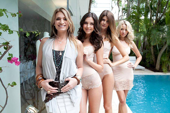 Real Housewife Heather Thomson and Yummie shapewear models