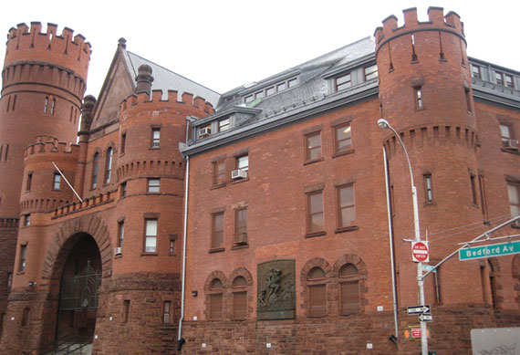 The Bedford Atlantic Armory