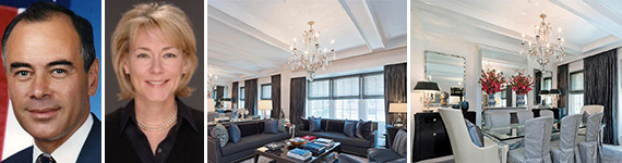 Rick Friedberg, Diane Johnson and 823 Park Avenue on the Upper East Side