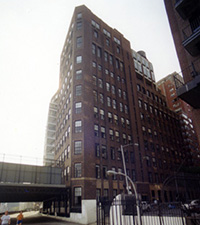 Brearley School at 610 East 83rd Street on the Upper East Side