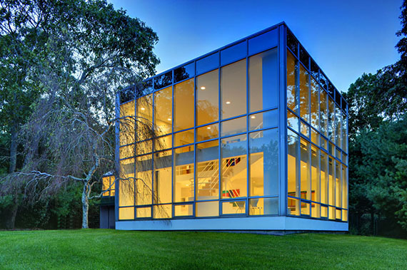 The Cube at 28 Clamshell Avenue in East Hampton