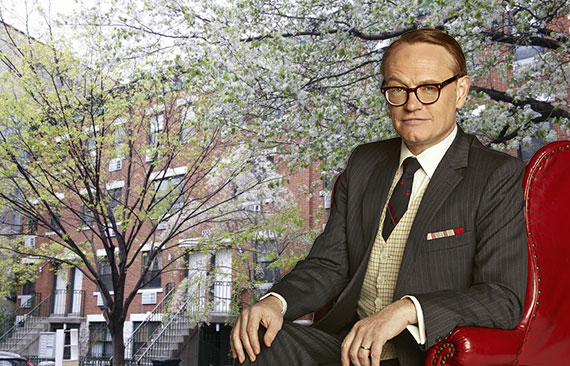 "Jared Harris as Lane Pryce on ""Mad Men"""