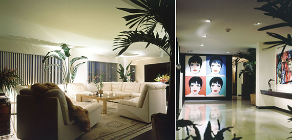 Liza Minnelli's Imperial House co-op at 150 East 69th Street
