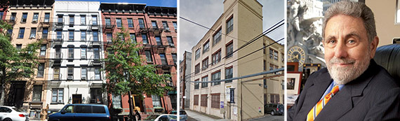 227 East 89th Street, 10-27 46th Avenue and Jeffrey Gural
