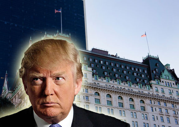 Image result for Pictures Trump Hotel NY