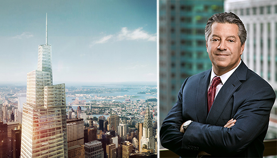 One Vanderbilt Marc Holliday