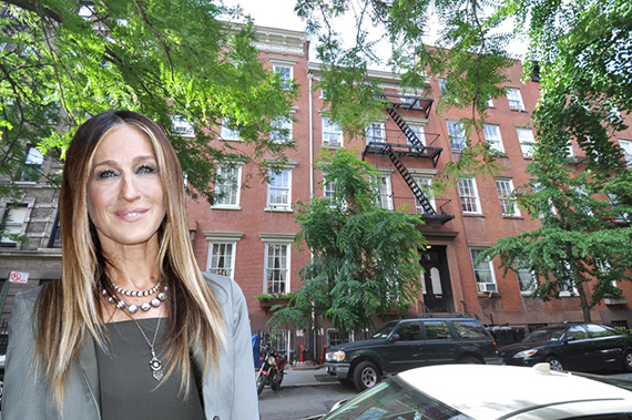 Sarah Jessica Parker and 273-275 West 11th Street