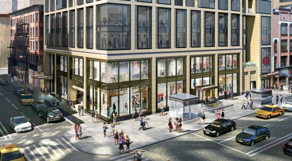 A rendering of 147 East 86th Street