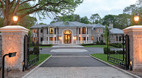 Long island most expensive homes 34 shore drive great neck for North shore home builders