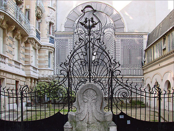 take a virtual tour of these absolutely stunning art nouveau