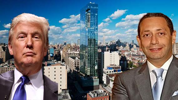 Donald Trump, Felix Sater and Trump SoHo