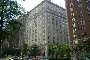 925 Park Avenue on the Upper East Side