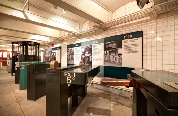 the-journey-begins-at-the-subways-turnstiles-which-were-wooden-back-then