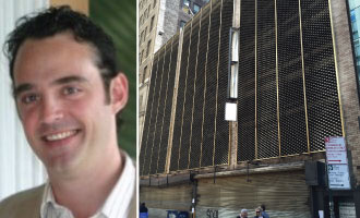DNA's Alexander Sachs and 10-12 West 48th Street