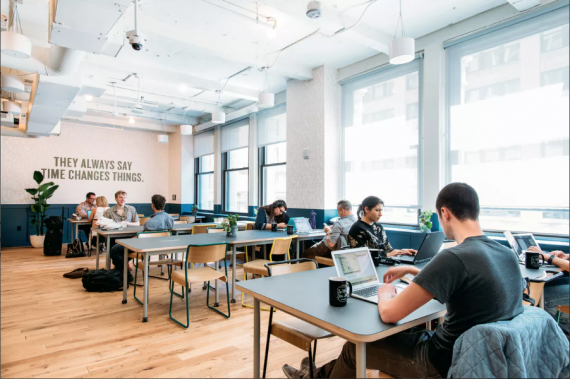 WeWork Irving Place (credit: WeWork)