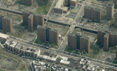 Butler Houses in the Bronx (Credit: GKC Industries Inc.)