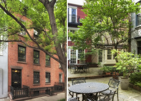85 Perry Street in the West Village
