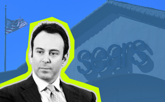Lampert Makes Bid To Acquire Sears