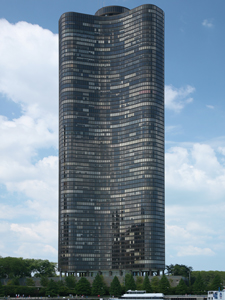 Lake Point Towers (Credit: Wikipedia)